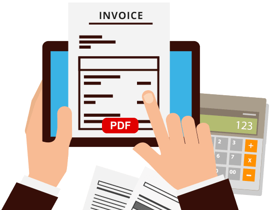 VAT invoices and bills